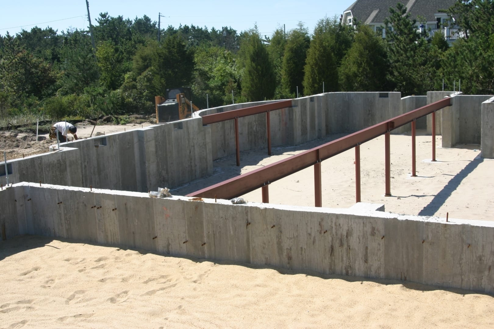 foundations design concrete corp