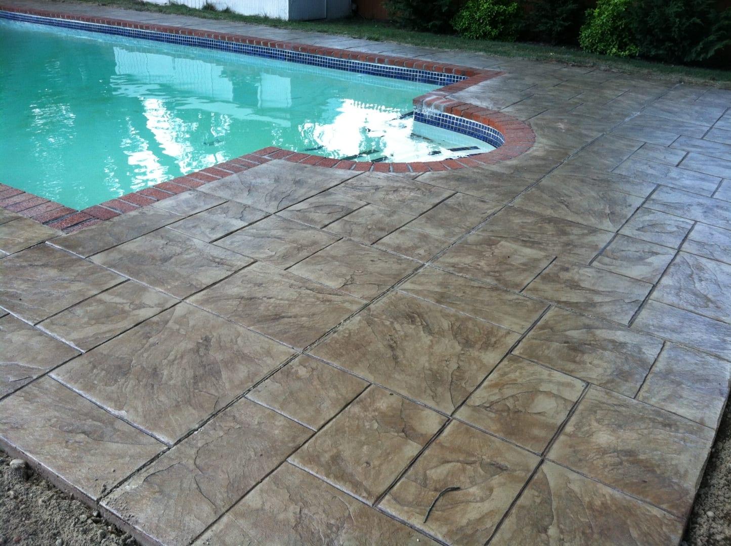 Patios Design Concrete Corp