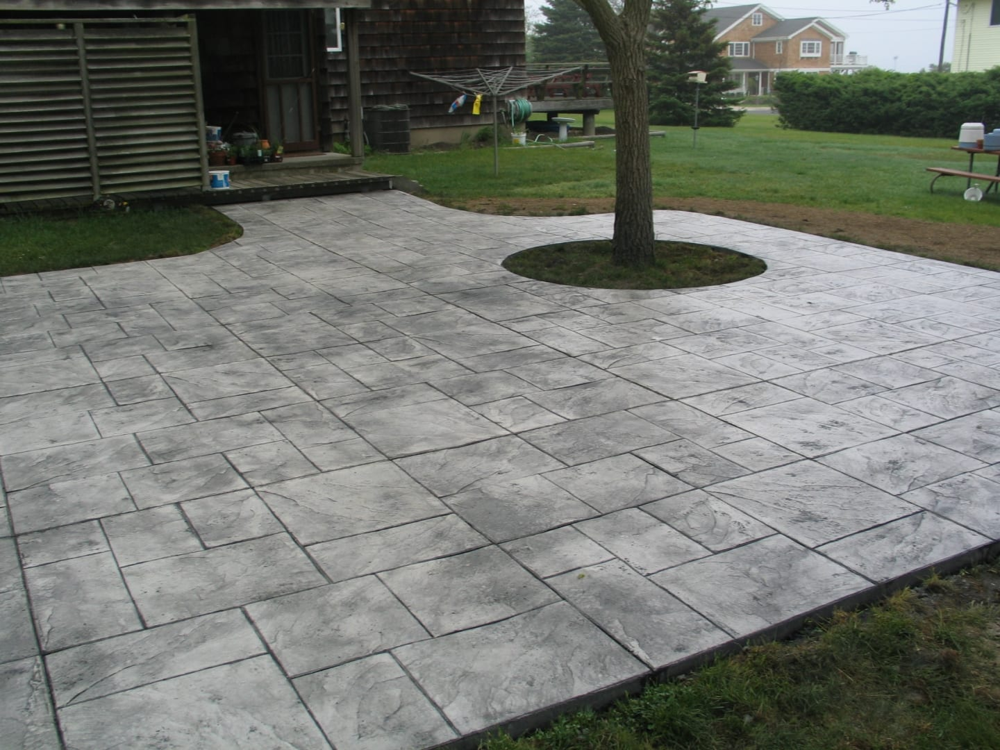 Nice concrete patio design patio design 42 for Patio ideas and pictures