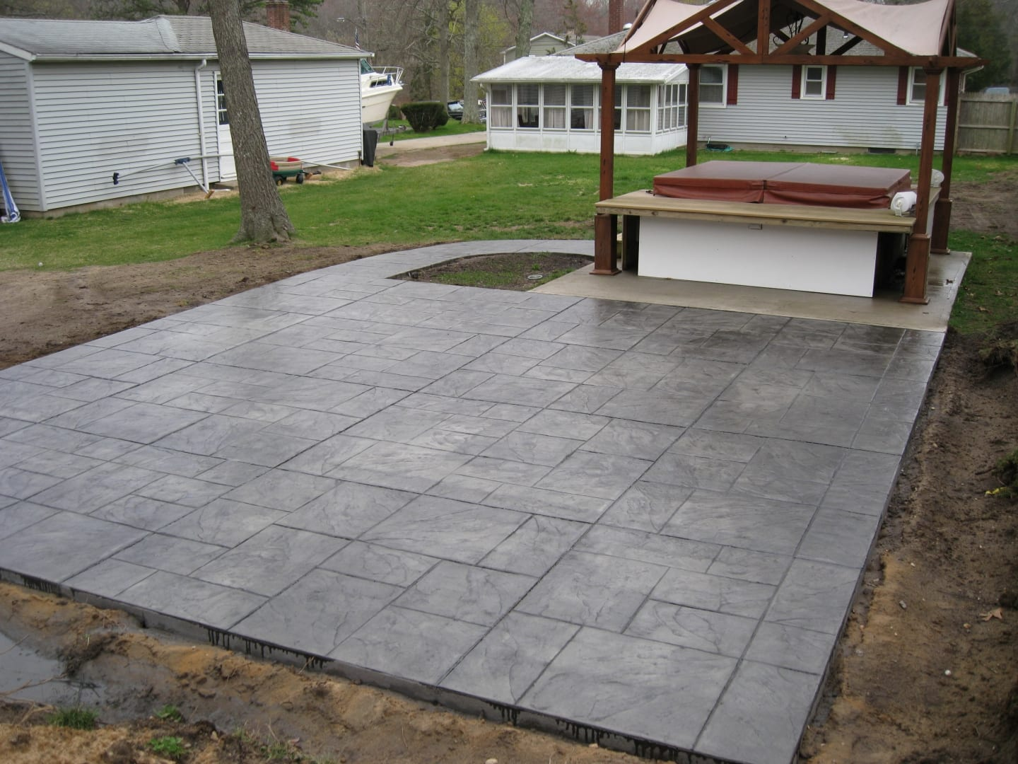 Patios Design Concrete Corp