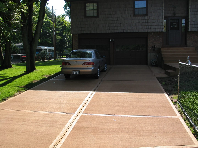 Driveways Design Concrete Corp