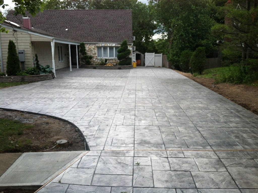 Pictures Of Concrete Driveways
